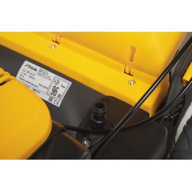 Газонокосилка бензиновая Stiga Combi 55 SVQ H