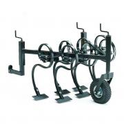 Рыхлитель передний для удаления сорняков с гравийных дорожек Stiga 95 см для райдеров Park / Park PRO