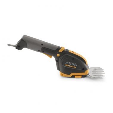 Ножницы для газонов аккумуляторные + кусторез Stiga Multi-Mate SGM 104 AE + телескопическая ручка