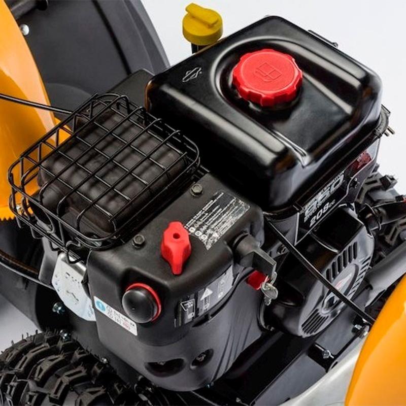 Снегооуборщик Stiga ST 4262 P - двигатель